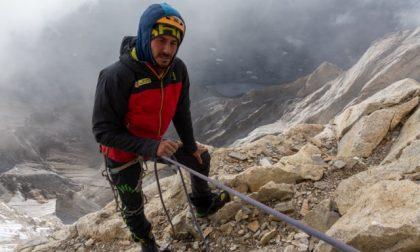 Matteo Della Bordella protagonista a Df Sport Specialist