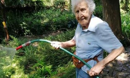 Cernobbio si prepara a salutare Nonna Pupa