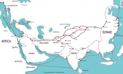 Da Lecco e Pechino: 50 giorni sulla via della seta