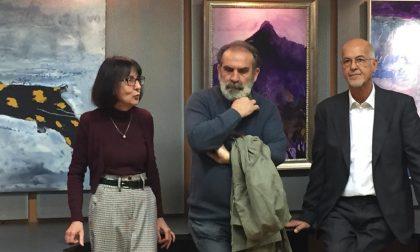 """Inaugurata la mostra """"Ritrovante"""" di Gaetano Orazio"""