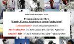 """15 novembre presentazione del libro """"Cassin. L'uomo, l'alpinista e la sua Fondazione"""""""