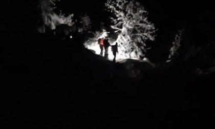 Sciatore rischia la vita in un fuori pista a Madesimo