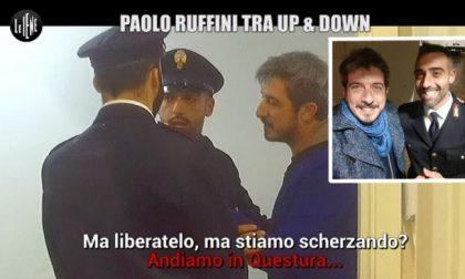 Un meratese nello scherzo delle Iene a Paolo Ruffini