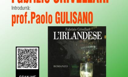 """""""L'irlandese"""" di Fabrizio Crivellari sbarca al Lavello"""