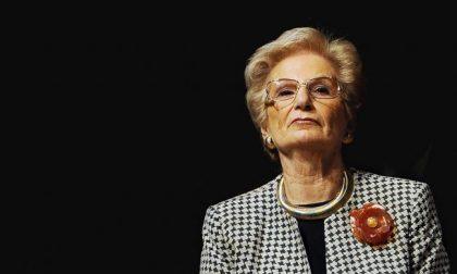 La senatrice Liliana Segre è cittadina onoraria di Lecco