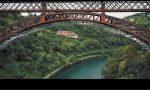 Nuova chiusura notturna del Ponte di Paderno
