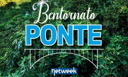 Bentornato Ponte, in regalo tanti buoni sconto per i lettori del Giornale di Merate