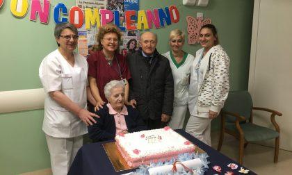 Airoldi e Muzzi di Lecco: 101 candeline per la signora Vittoria Primatesta
