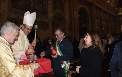 Sacro e profano: prevosto e sindaco di Lecco  hanno parlato alla città