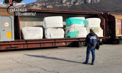 """Traffico illecito di rifiuti a Lecco: """"Business gestito dalla criminalità organizzata"""""""