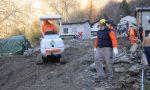 Alpini in campo per il territorio Lecchese martoriato dalle alluvioni FOTO