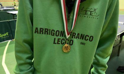Tennis da tavolo: il Valmadrera in testa alla classifica provvisoria del Campionato FOTO