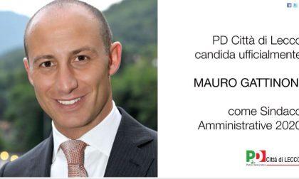 Elezioni Lecco 2020: il Pd candida ufficialmente Mauro Gattinoni