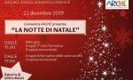 """""""La notte di Natale"""", saggio di Ginnastica Arché a Vercurago"""