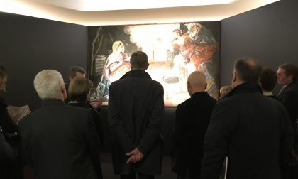 Tintoretto dei record: a Lecco in 5 giorni oltre 1200 visitatori VIDEO