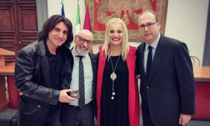 Maurizio Pirovano premiato per il video contro la violenza sulle donne