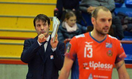 Tipiesse Pallavolo Cisano, il bilancio di coach Battocchio