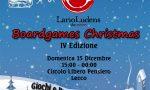 Torna a Lecco per la IV edizione Boardgames Christmas.