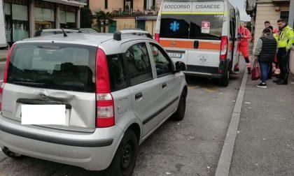 Malore mentre è in auto: soccorso 50enne
