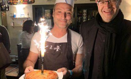Compleanno da incorniciare per il Prevosto di Lecco