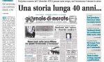 Con il Giornale di Merate in regalo un allegato sui 40 anni di storia della Brianza