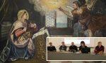 Il Tintoretto si è rivelato a Lecco FOTO E VIDEO
