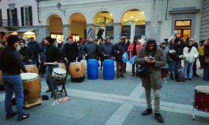 """""""Tribal city"""" in Piazza Garibaldi per il """"Rebirth day"""""""