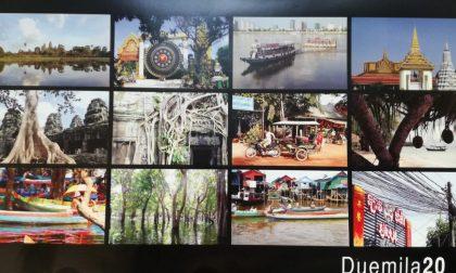 La Cambogia nei nuovi calendari del dottor Brivio