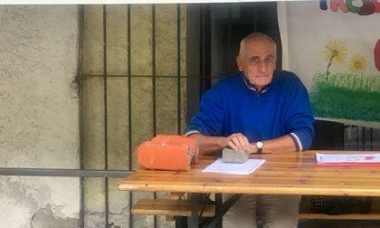 Dolore per la morte di Mario Nonini