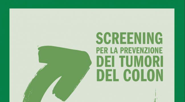 Screening colon retto: lettera di invito a 7 mila cittadini