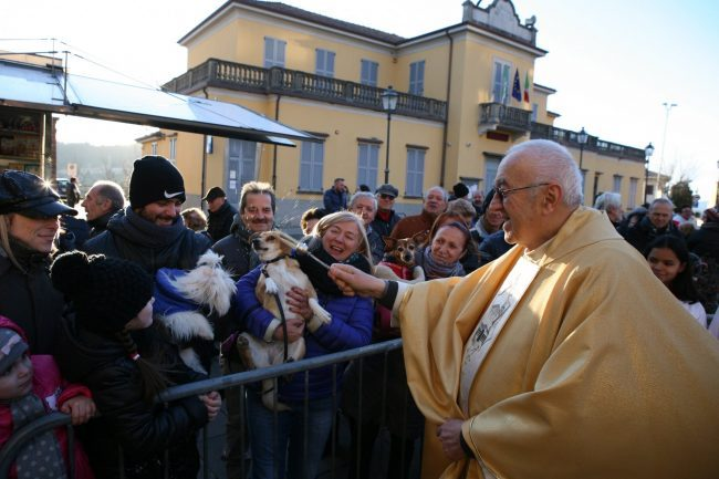 Festa di Sant'Antonio tra falò e benedizione degli animali TUTTI GLI EVENTI NEL LECCHESE DAL 16 AL 19 GENNAIO