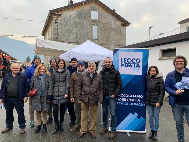 """Elezioni Lecco 2020, Lecco merita di più: """"E' La Piccola, ma la vogliamo grande"""""""