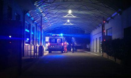 Incendio alla Limonta, soccorsi 5 dipendenti