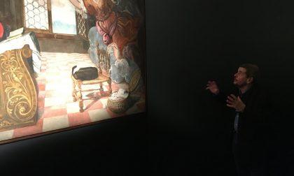"""""""Tintoretto Rivelato"""" supera i 18 mila visitatori. Attesa per il gran finale con Sgarbi"""