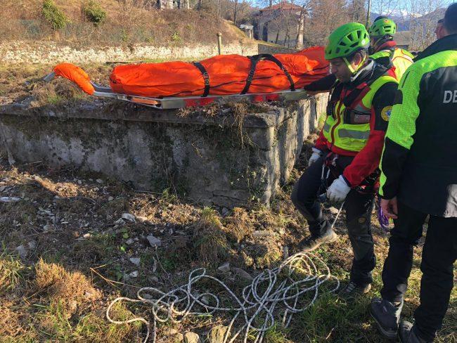 Ritrovato morto Franco Gavioli, l'anziano scomparso da Lenno