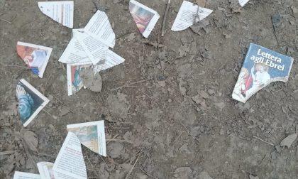 Gesto choc nel Lecchese alla vigilia del Giorno della Memoria: strappata la Lettera agli Ebrei FOTO