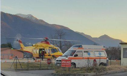 Ancora una giornata di fuoco sulle montagne lecchesi: incidenti a raffica