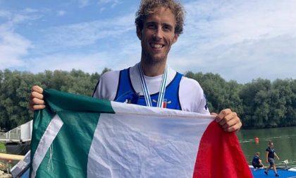 Canottaggio indoor: Il campione europeo indoor Goretti a Praga per difendere il titolo