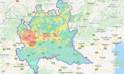 Qualità dell'aria: in Lombardia calano i livelli di Pm10