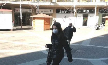 Coronavirus: salgono a 150 i contagi, un morto a Bergamo. Lecco città deserta FOTO