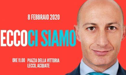 """Elezioni Lecco 2020: domani il """"debutto in società"""" di Mauro Gattinoni"""