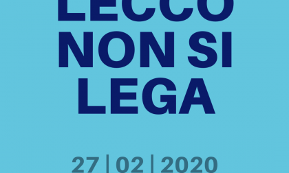 Salvini arriva a Lecco: contromanifestazione delle Sardine