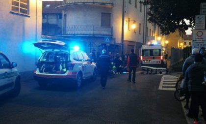 Bimbo di 11 anni si schianta in bici: trasportato in ospedale in elicottero FOTO