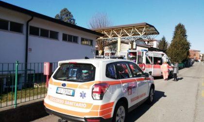Bimba si sente male a scuola: trasportata in ospedale in codice rosso