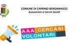 Cercasi volontari, corso di formazione a Caprino Bergamasco