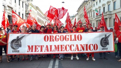 Fiom Cgil Lecco: prosegue lo sportello di assistenza per i metalmeccanici