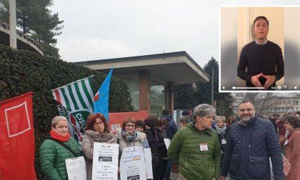 """Anche """"Il Capitano"""" Javier Zanetti esprime solidarietà ai lavoratori de La Nostra Famiglia VIDEO"""