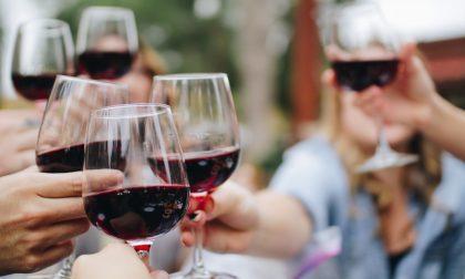 Corso di avvicinamento al vino nella cornice del palazzo Vimercati Sozzi
