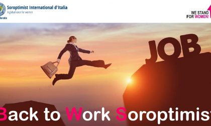 Soroptimist Club Merate presenta il progetto Back to Work Soroptimist