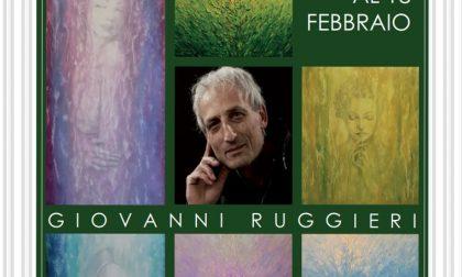 Lecco, Giovanni Ruggeri in mostra a Palazzo del Commercio